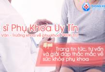 địa chỉ chữa viêm âm đạo