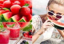 ăn dưa hấu mỗi ngày