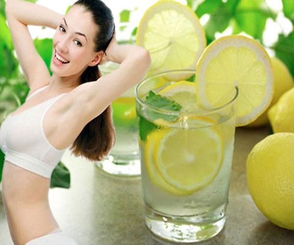 Chế độ uống chanh 7 ngày sẽ giải độc và đốt cháy chất béo