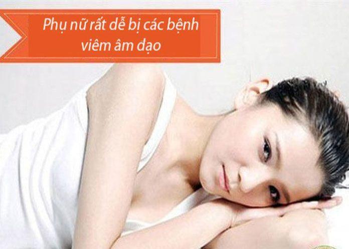 Chị em hãy cảnh giác với viêm âm đạo từ những triệu chứng