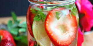 Nước trái cây tự nhiên hiệu quả để làm dịu các triệu chứng viêm màng não sớm