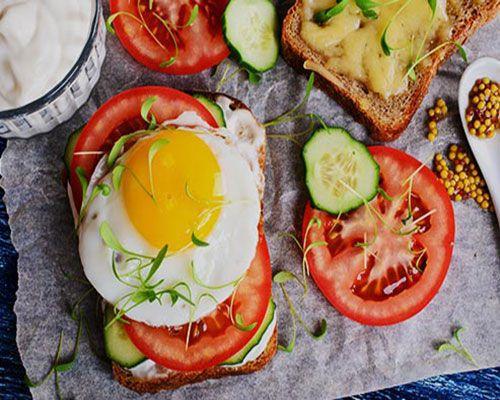10 thực phẩm tốt cho đôi mắt của bạn