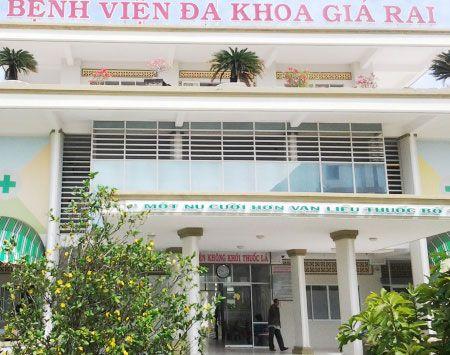 DANH SÁCH CÁC BỆNH VIỆN TẠI TỈNH BẠC LIÊU Bệnh viện đa khoa thị xã Giá Rai