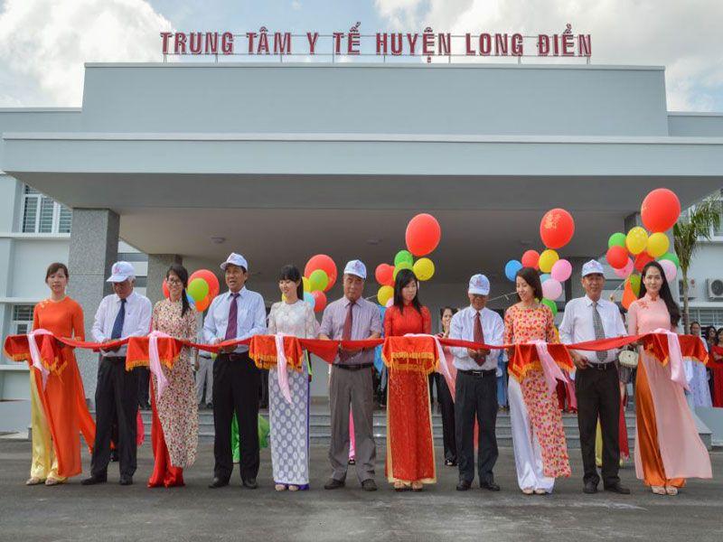 Bệnh viện Huyện Long Điền