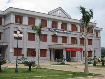 DANH SÁCH CÁC BỆNH VIỆN TẠI TỈNH BẮC KẠN Bệnh viện huyện Na rì