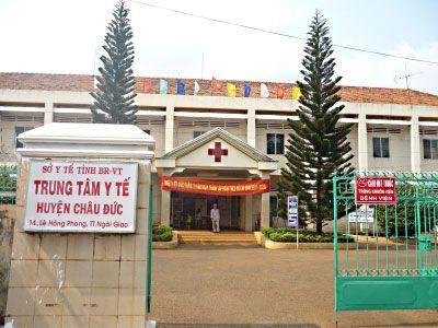 Trung tâm Y tế huyện Châu Đức