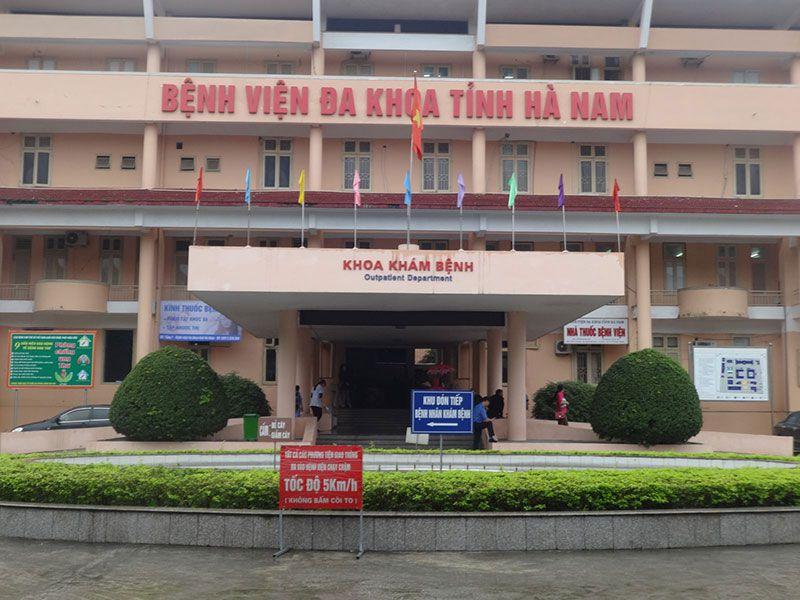 Bệnh viện đa khoa tỉnh Hà Nam