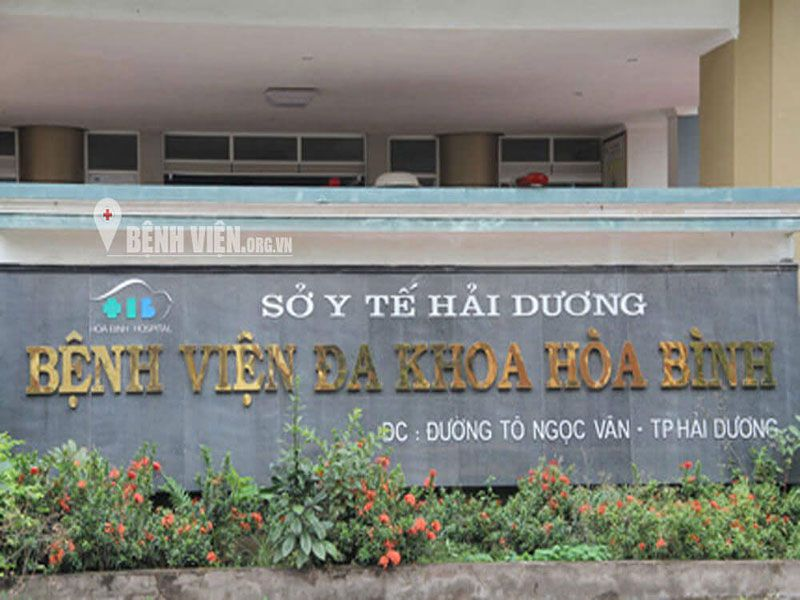 Bệnh viện Hòa Bình