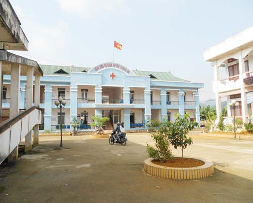 Bệnh viên đa khoa huyện Thạch An