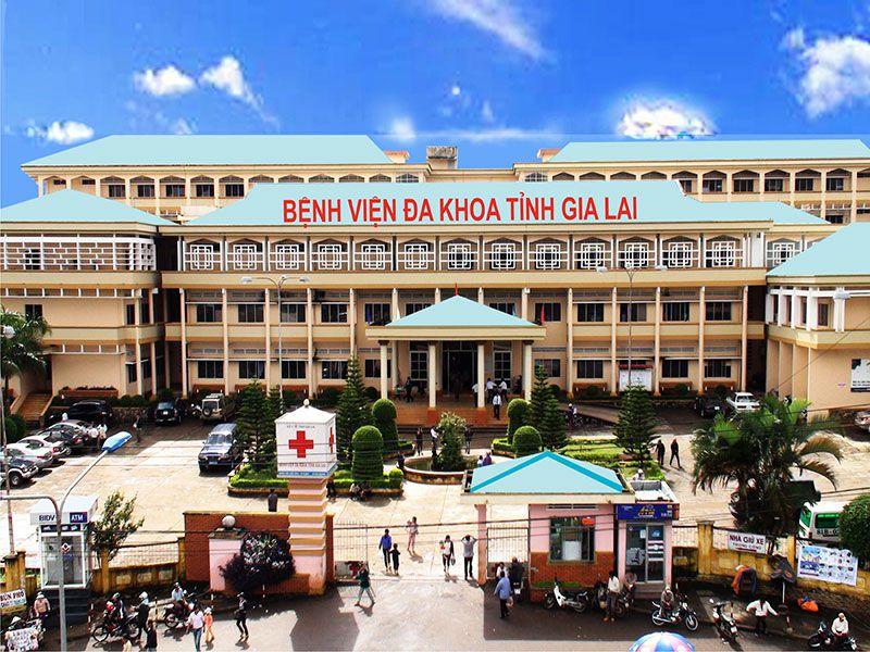 Bệnh viện Đa khoa Gia Lai