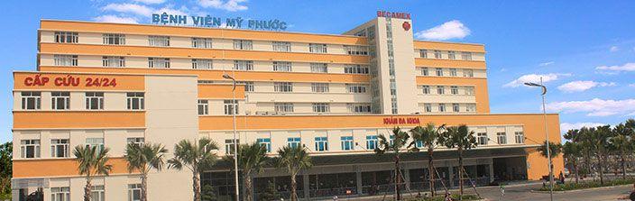 Công ty Cổ phần Bệnh viện Mỹ Phước