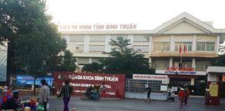 Bệnh viện Đa khoa tỉnh Bình Thuận