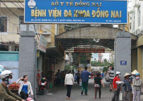 Bệnh viện đa khoa tỉnh Đồng Nai