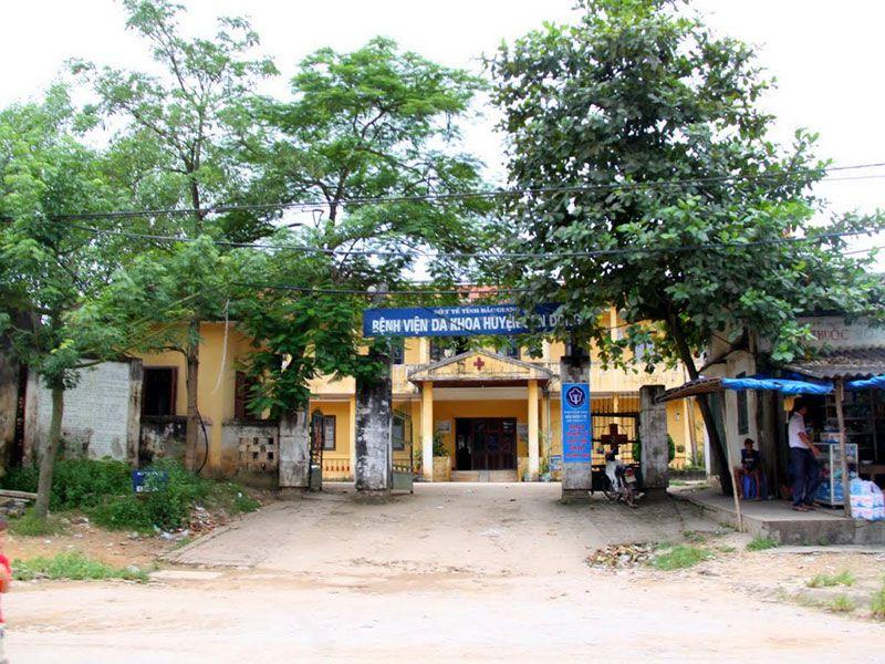 Bệnh viện đa khoa huyện Sơn Động