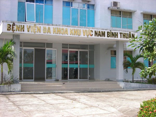 Bệnh viện Đa Khoa khu vực Nam Bình Thuận