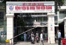 DANH SÁCH CÁC BỆNH VIỆN TẠI TỈNH KIÊN GIANG Bệnh viện đa khoa Kiên Giang