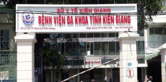 Bệnh viện đa khoa Kiên Giang