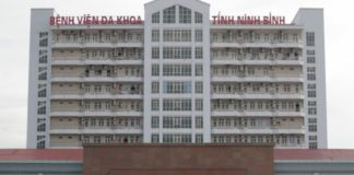DANH SÁCH CÁC BỆNH VIỆN TẠI TỈNH NINH BÌNH Bệnh viện Đa Khoa Ninh Bình