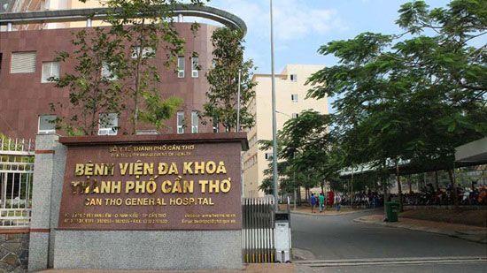 Bệnh viện đa khoa Thành Phố Cần Thơ