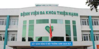 DANH SÁCH CÁC BỆNH VIỆN TẠI TỈNH ĐẮK LẮK Công ty TNHH - Bệnh viện Đa khoa Thiện Hạnh
