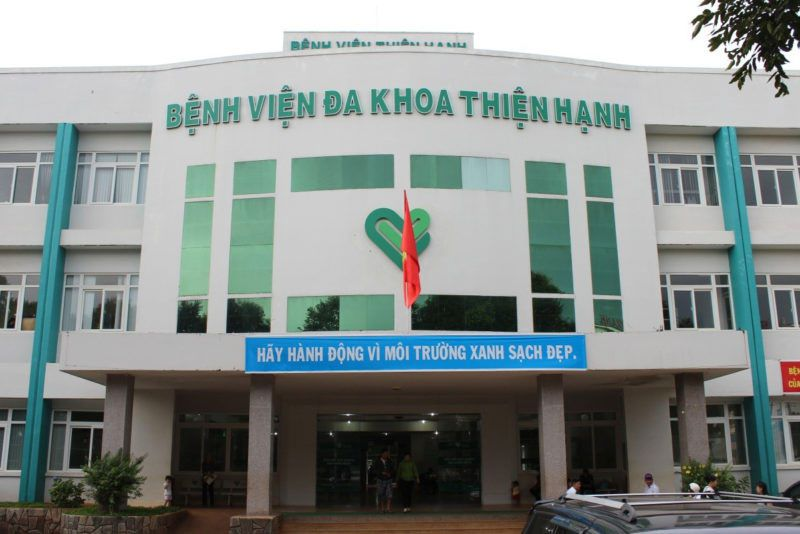 Công ty TNHH - Bệnh viện Đa khoa Thiện Hạnh