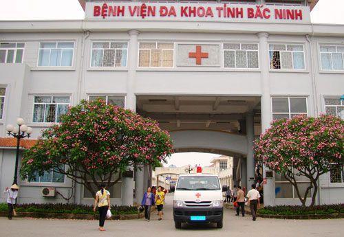 DANH SÁCH CÁC BỆNH VIỆN TẠI TỈNH BẮC NINH Bệnh viện Đa khoa tỉnh Bắc Ninh