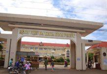 Bệnh viện Đa khoa tỉnh Bình Phước