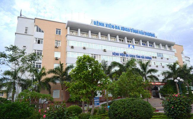 Bệnh viên đa khoa tỉnh Hải Dương