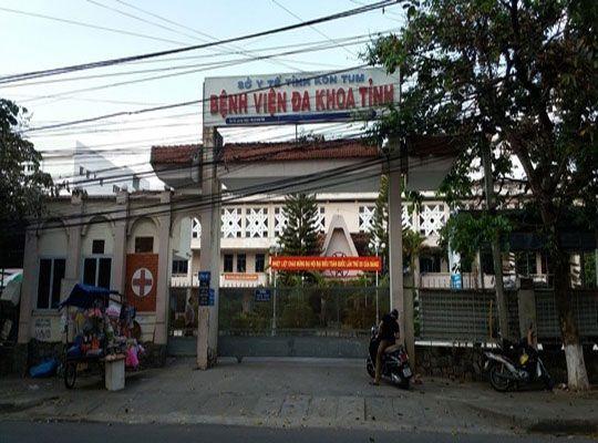 Bệnh viện Đa khoa tỉnh KON TUM
