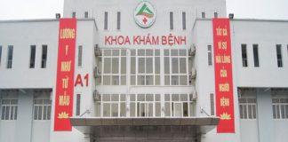 Bệnh viện Đa Khoa Lào Cai