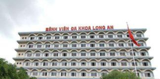 Bệnh viện Đa khoa Long An