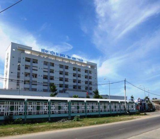 DANH SÁCH CÁC BỆNH VIỆN TẠI TỈNH NINH THUẬN Bệnh viện đa khoa Tỉnh Ninh Thuận