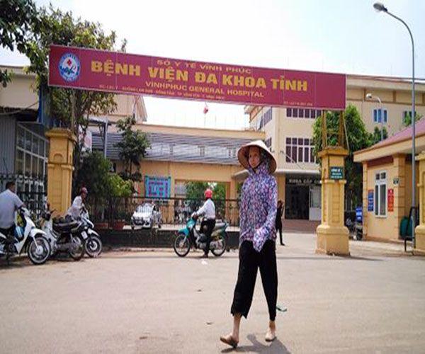 Bệnh viện Đa khoa Vĩnh Phúc