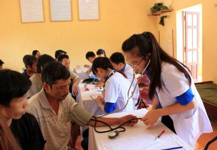 Bệnh viện đa khoa Trùng Khánh