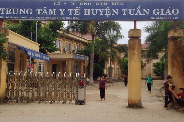 Bệnh viện đa khoa Tuần Giáo