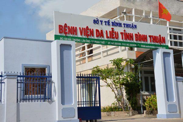 Trung tâm Da liễu tỉnh Bình Thuận