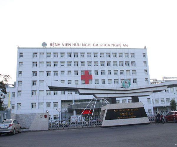 Bệnh viện hữu nghị đa khoa