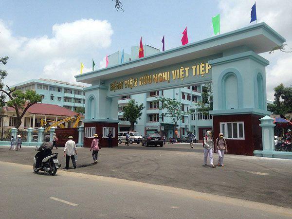 DANH SÁCH CÁC BỆNH VIỆN TẠI TỈNH HẢI PHÒNG Bệnh viện Hữu Nghị Việt Tiệp