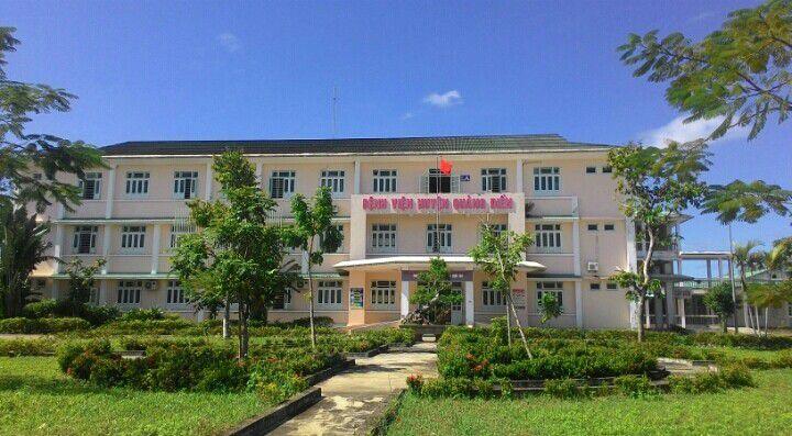 Bệnh viện huyện Quảng Điền