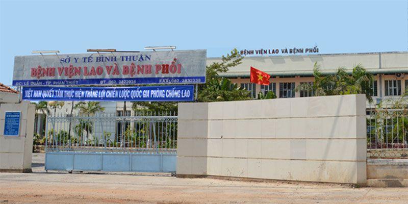 Bệnh viện Lao & Bệnh phổi tỉnh Bình Thuận