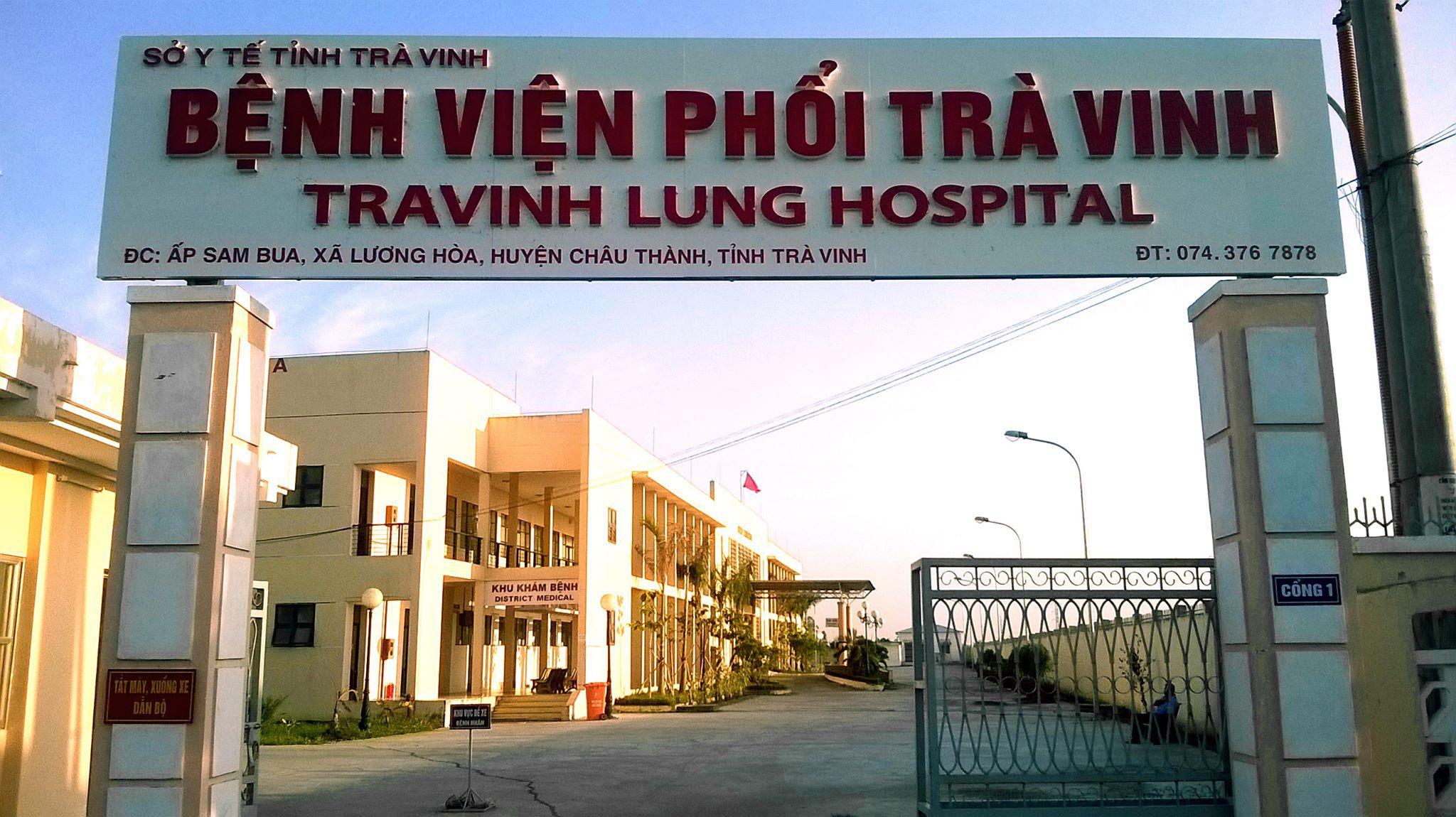Bệnh viện Lao & Bệnh phổi Trà Vinh