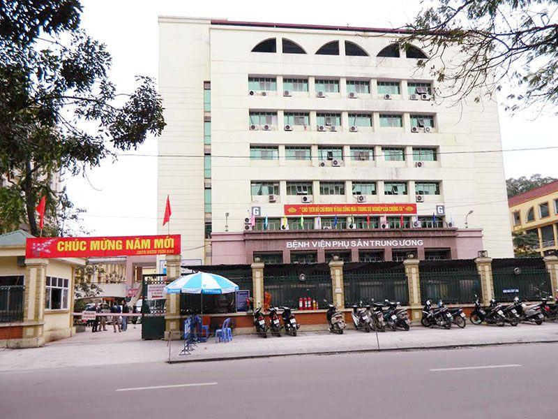 Bệnh viện Phụ sản Trung Ương Hà Nội