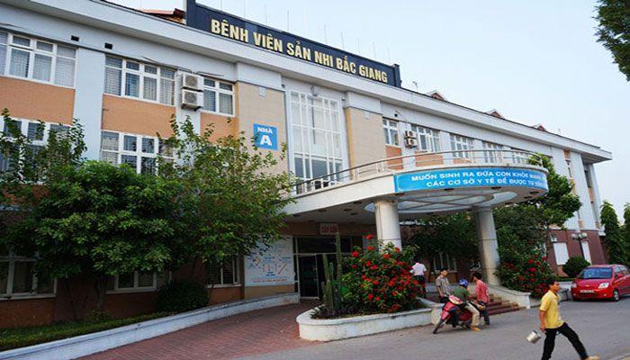 DANH SÁCH CÁC BỆNH VIỆN TẠI TỈNH BẮC GIANG Bệnh viện Phụ sản Bắc Giang