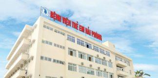 Bệnh viện trẻ em Hải Phòng