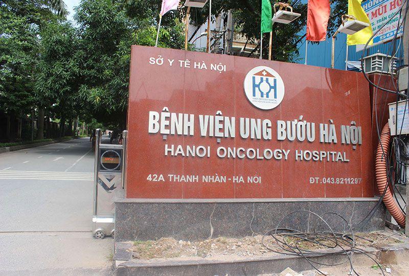 Bênh viện Ung bướu Hà Nội