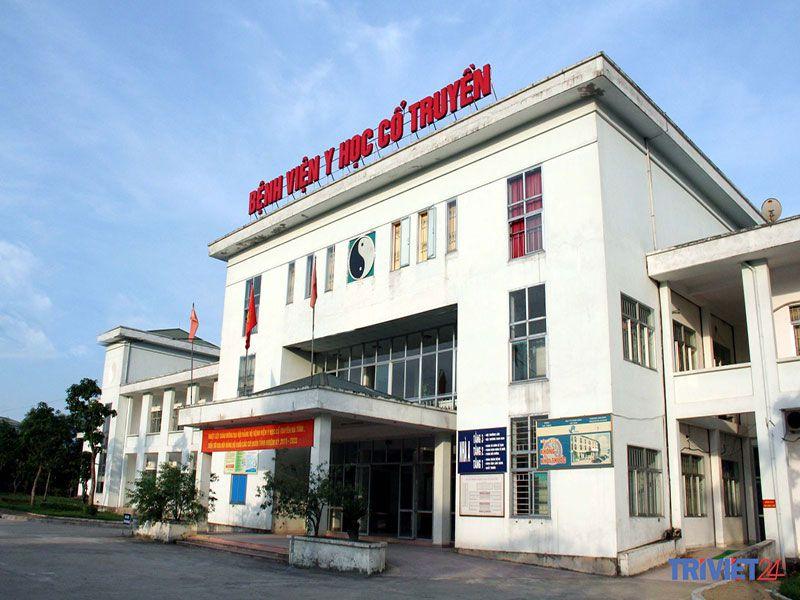 Bệnh viện Y học cổ truyền Hà Tĩnh