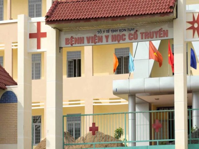 Bệnh viện Y học cổ truyền KON TUM