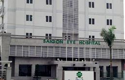 Bệnh viện Mắt Sài Gòn – Vinh