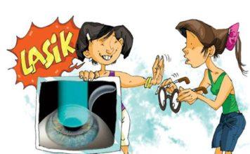 Phẫu thuật LASIK chữa tật khúc xạ