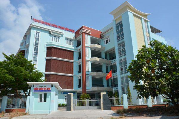 Trung tâm phòng chống HIV/AIDS tỉnh Bình Thuận